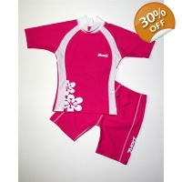 Banz 2 piece Swim Suit Pink