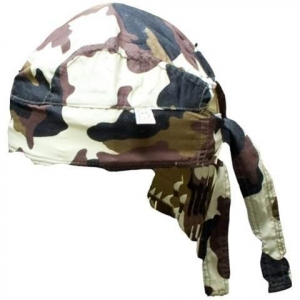 Banz Bandana Brown Camo