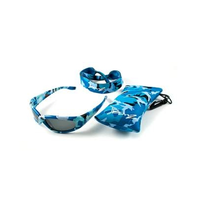 Junior Banz Blue Camo