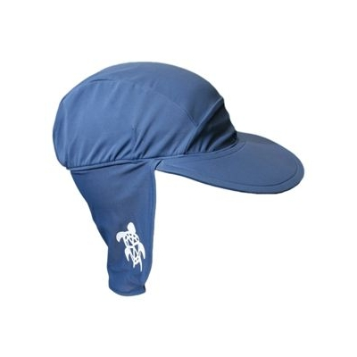 Banz Flap Hats Blue Mocha