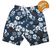 Banz Board Swim Shorts BlueMocha