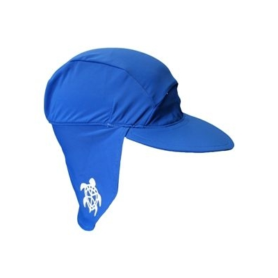 Banz Flap Hats Light Blue