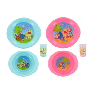 DISNEY FEEDING SET 6M+