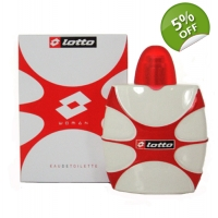 Lotto Woman Eau De Toilette 100ml