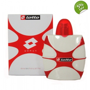 Lotto Woman Eau De Toilette 50ml
