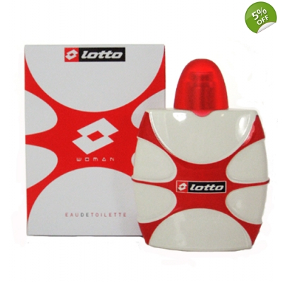 Lotto Woman Eau De Toil..