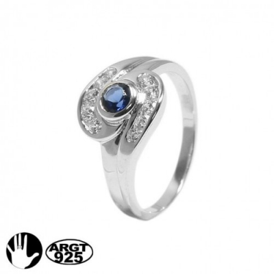 RING SILVER 925 WITH CU..