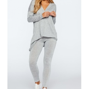 Wrap over Lounge suit 2 colo..