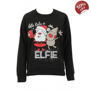 Elfie Christmas top
