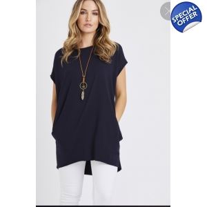 Harriet Pocket Tunic