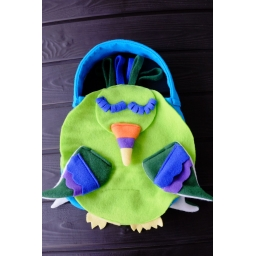 Tucan Childs Felt Carryall b..