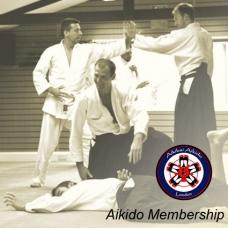 Aikido New Membership