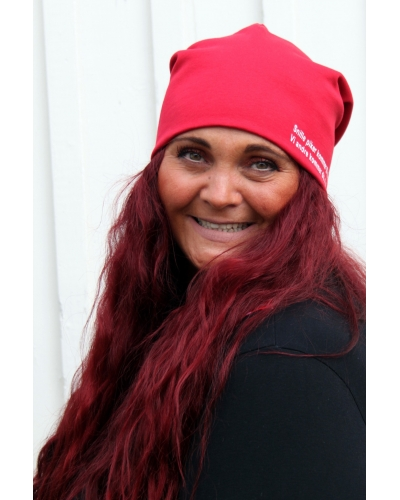 'Snille piker' Beanie/lue_VALGFRI FARGE