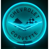 Chevrolet Corvette full canned neon DO..