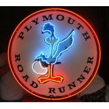 Plymouth Roadrunner Neon Sign 25