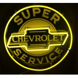 Full Can 24 inch Super Chevrolet Servi..