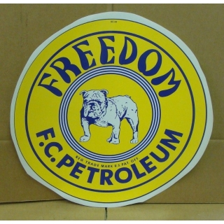 Freedom Petroleum Graphic Decal