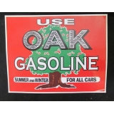Use Oak Gasoline Vinyl Decal