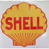 Shell Gasoline Decal