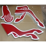 Reproduction Set Of Legs and Tail For ..