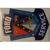 Ford Service Decal 14.5