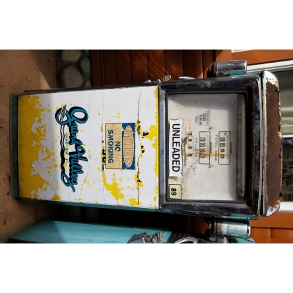 original wayne blend gas pump