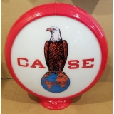 Case Eagle Advertising Gas Pump Globe ..