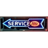6ft x 1.5ft Ford Service Arrow Multi N..