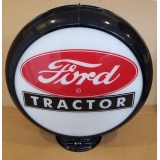 Ford Tractor Advertising Gas Pump Glob..