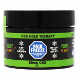 1 oz CBD Pain Rub PAIN FREEZE