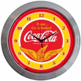 Coca-Cola Soda Neon Clock 15