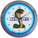 Shelby Car Neon Clock 15