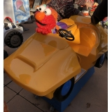Coin Operated Elmo Car kiddie Ride