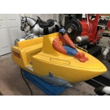 Coin Operated Bird Boat Kiddie Ride