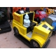 Coin Operated Ghostbusters Truck K..