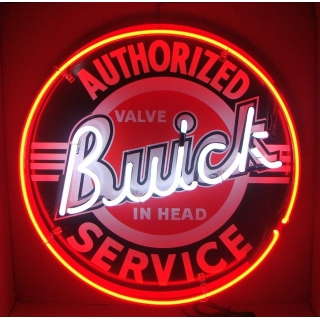 Full Can 24 inch Authorized Buick Serv..