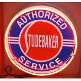 Authorized Studebaker Service, 25 inch..