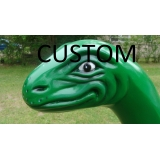 *Custom Color!* Dino 8ft Long Life Siz..