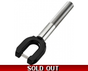 Metallic Engraved Black SMX2 Style Threaded Forks