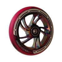 Pro Swirl Wheel 120mm, Nebula Core / Black & Red PU