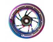 Pro Swirl 110mm Chrome Core, Blue & Purple Mix PU