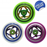Team Dogz Purple Ninja Wheel 110mm