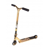 Team Dogz Pro X Chrome Gold