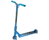 Team Dogz Pro 4 Evo Chrome Blue Stunt Scooter