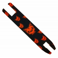 Black and Orange Team Dogz Alpha Grip Tape