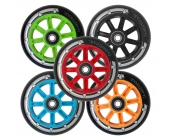 Pro Nylon Wheel - Black PU
