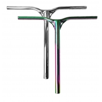Pro-X Ultimate Scooter Handlebars - NeoChrome Rainbow or Silver