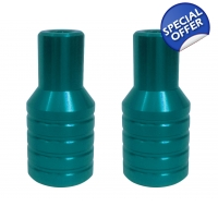 Team Dogz Stubby Stunt Pegs Blue