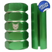 Dogz Nutz Clamp - Green