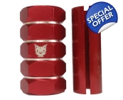Dogz Nutz Clamp - Red